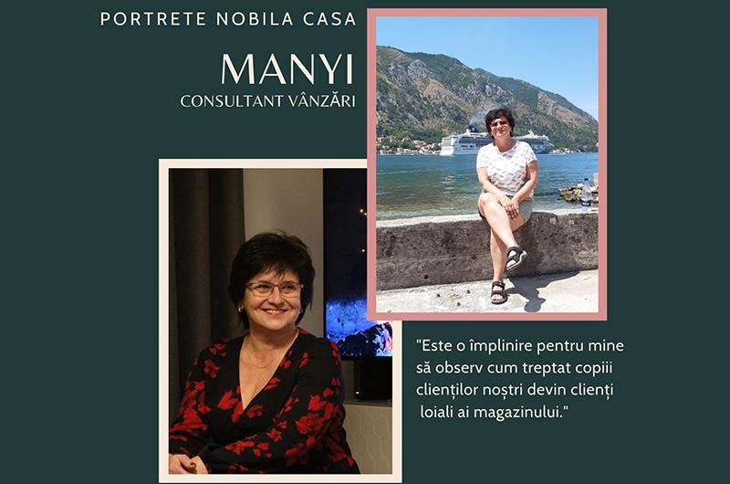 Portrete Nobila Casa - Bako Margit